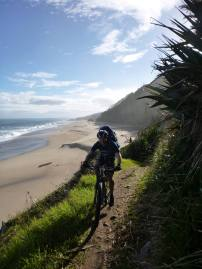 Riding on the Heaphy