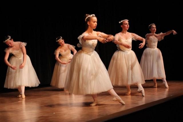 Kurzy baletu pro pokročilé