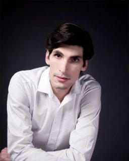 Jan Váňa, sólista baletu Ukrajinské národní opery Tarase Ševčenka v Kyjevě