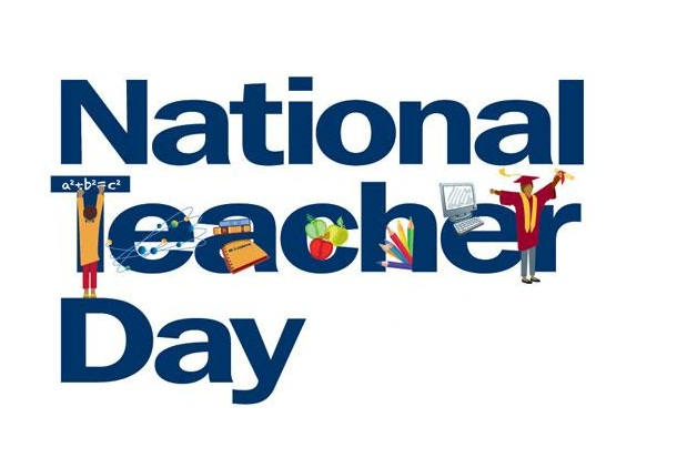 National Teacher Day – Let's Celebrate Together