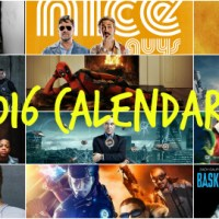 THE 2016 POP CULTURE CALENDAR: WHAT TO WATCH & WHEN