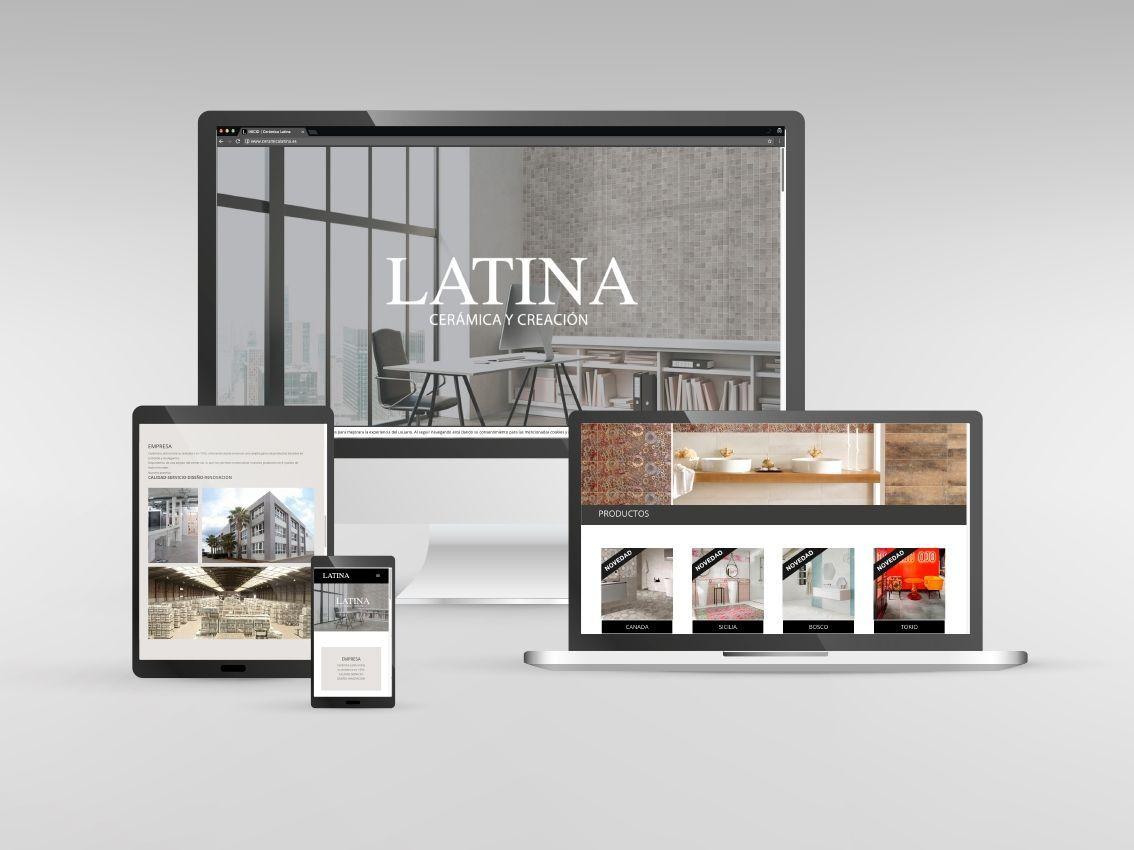 ceramicas latina web