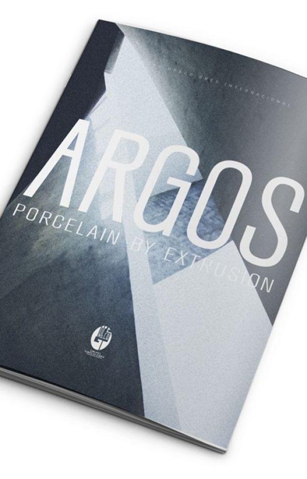 catalogo ARGOS -diseño gráfico