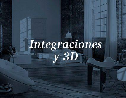 integracion 3d valencia