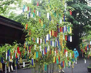 京都 貴船神社 七夕