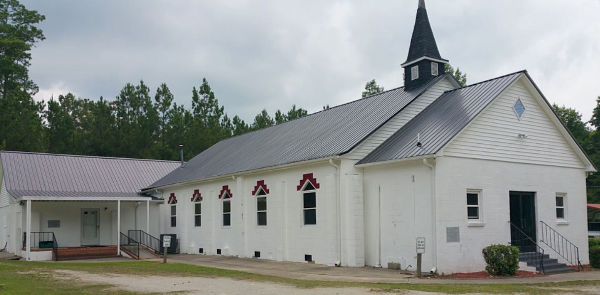 Alum Springs Church