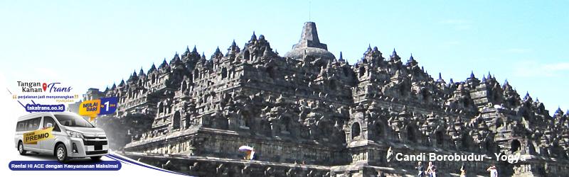 Sewa Hiace Jakarta ke Yogya