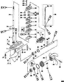 Motor de popa 3.3: A explosão