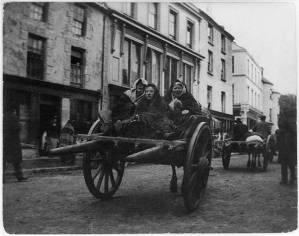 Killarney 1899 cart