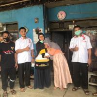 PKS Batu Ceper Bantu Renovasi Rumah Warga Kurang Mampu