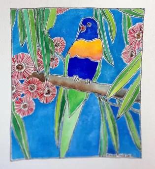 rainbow-lorikeet-watercolour
