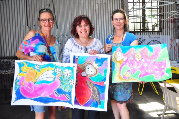 Karen Jodie Jane and their dream soul pictures