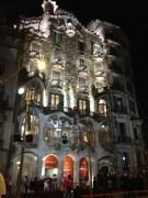 """the """"bone house"""" by Gaudi"""
