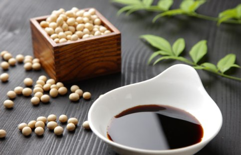 Soy Sauce with Soya Beans
