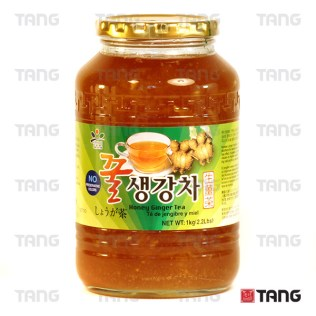 Shin Sun Mi Honey Ginger Tea from Korea