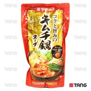 Daisho kimchee Nabe Soup Uncondensed