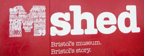 Tangible memories visit to M-Shed at Bristol docks. 7 Nov 2014