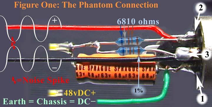 Amp Input Jack Wiring Diagram How Much Phantom Power