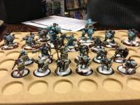 Mercs with dwarves!