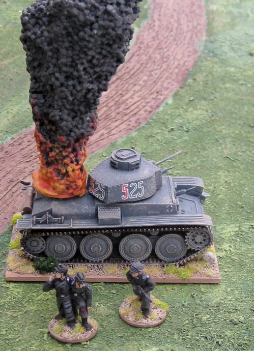 Burn Out: Perspective from a Wargamer