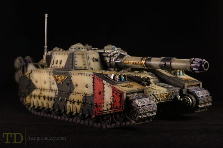 Shadow Sword Tank (Games Workshop)
