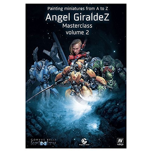 Book for Painting Infinity miniatures