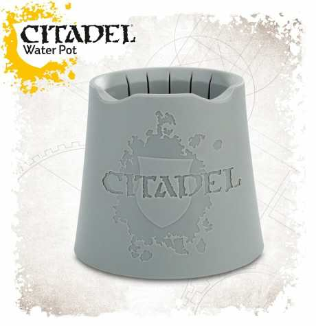 Citadel Water Pot Review: Good Buy or Not? - Citadel water pot recommendation - cleaning your brushes with games workshop citadel products - buy now!
