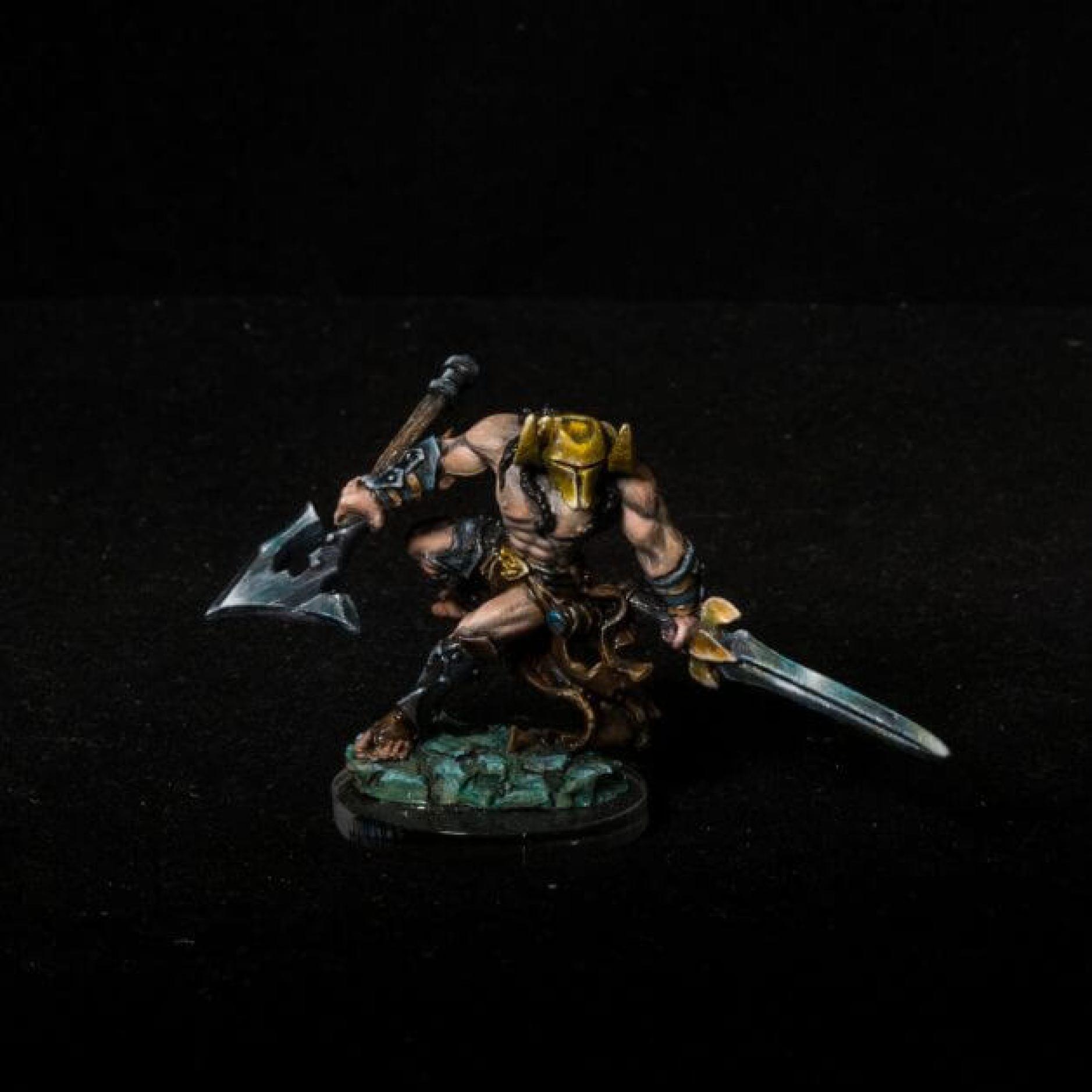 Ilkhan the Barbarian