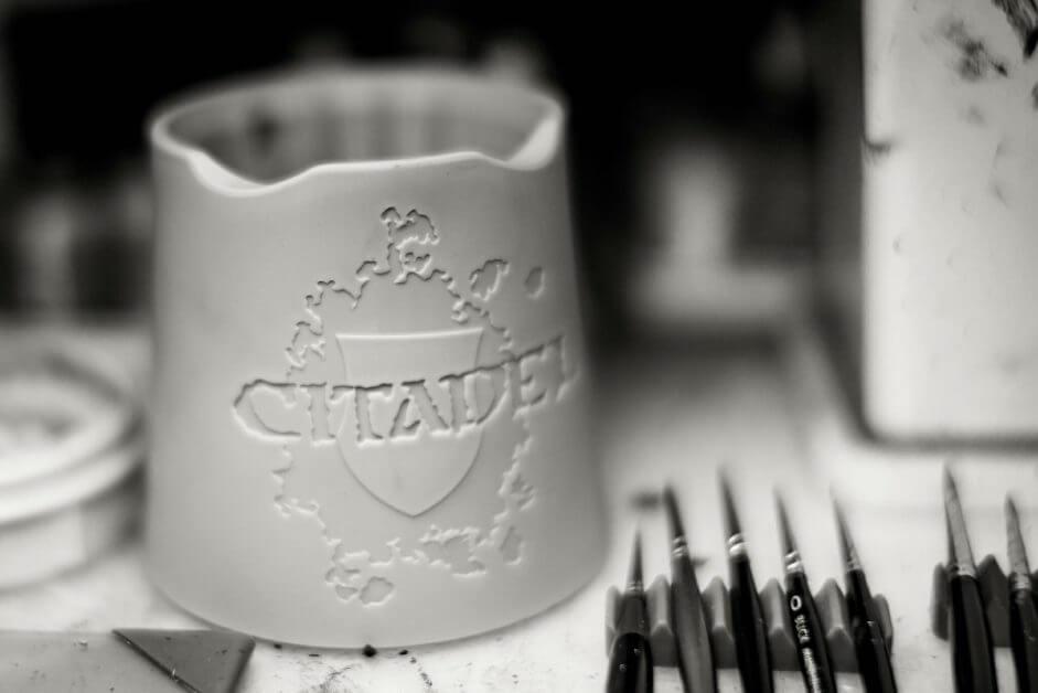 Using the Citadel Water Pot