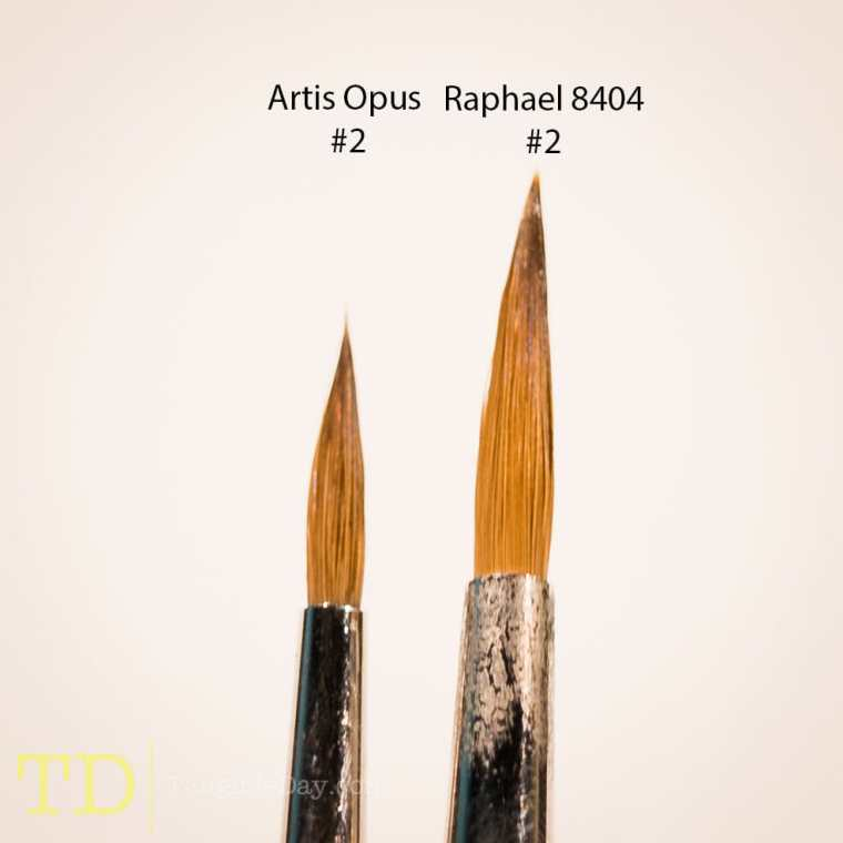 Artis Opus Brush Review