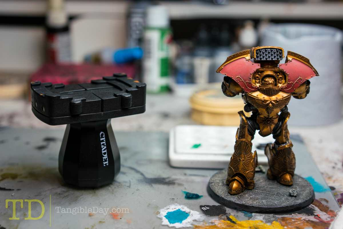 GW Citadel Painting Handle (Full Review)