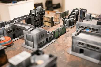 Write better battle reports with five essential camera shot