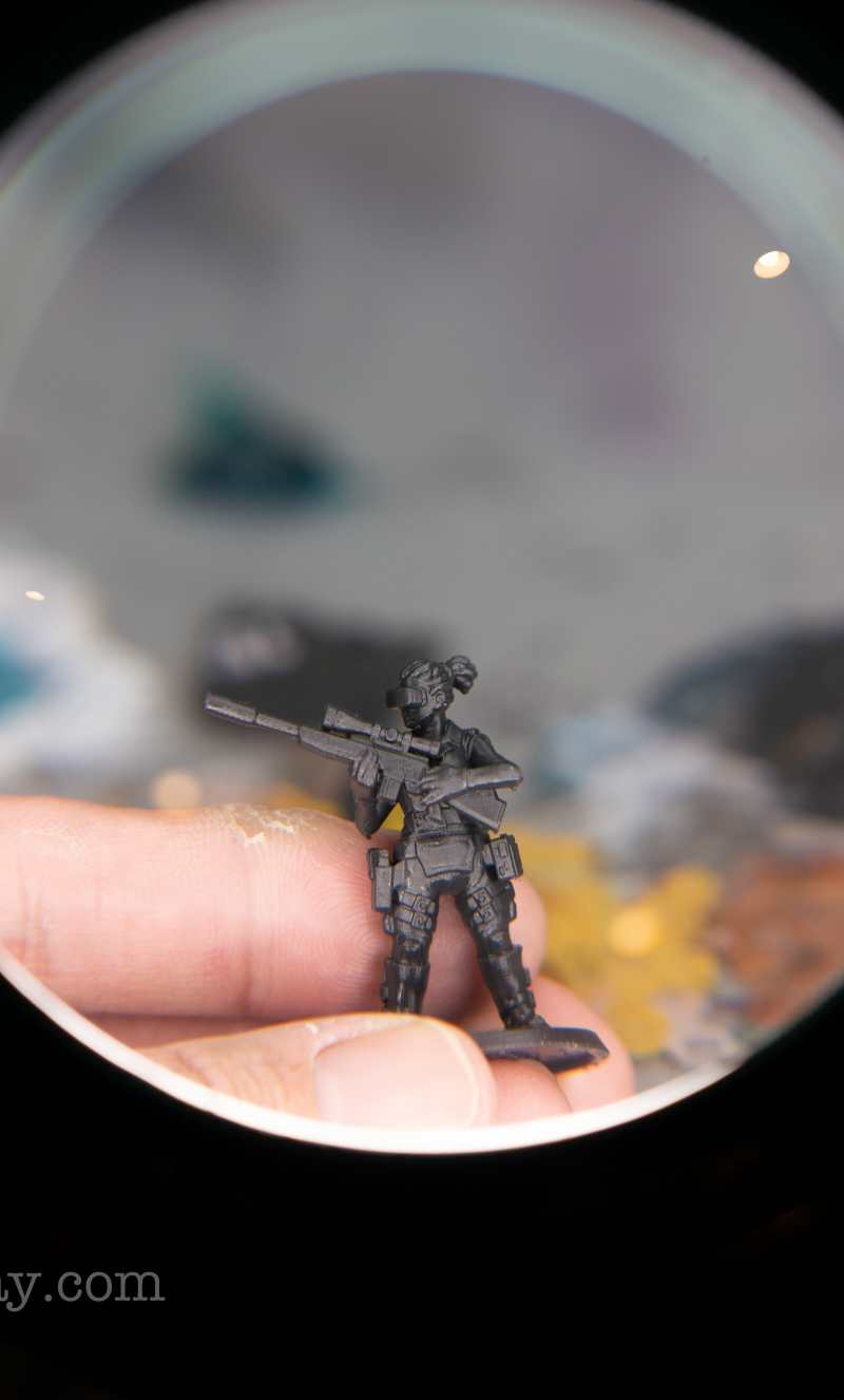 Magnifiers for Miniatures (Tips and Recommendation)