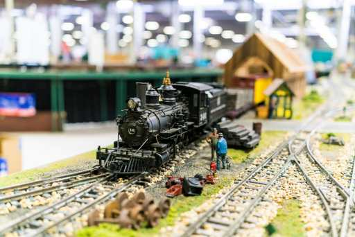 Scale Reference (Model Rail Road and Tabletop Miniature Games