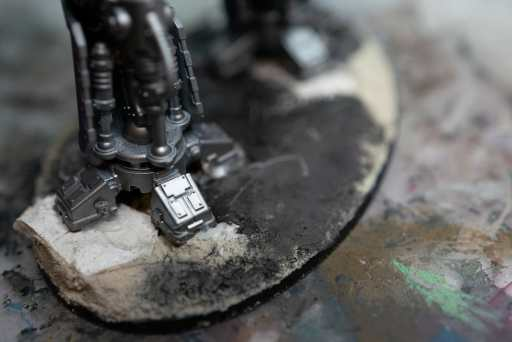 Best Alternatives to Citadel Texture Paint - cheaper technical mediums - basing