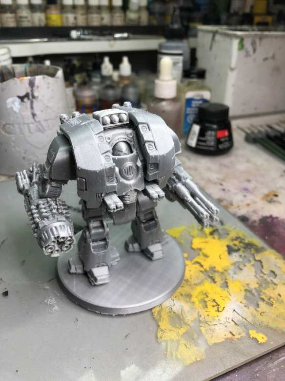 3D Printing Games Workshop Models: Piracy or Not? - Tangible Day