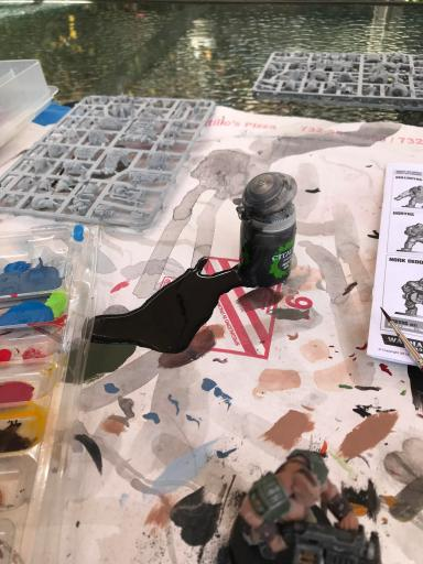 GW Paint Pots are the Worst (Picture Heavy): What to Do?