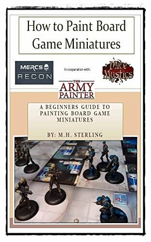 21 Great How-To Books for Painting Miniatures in 2020! (So Far) - how to paint board game miniatures