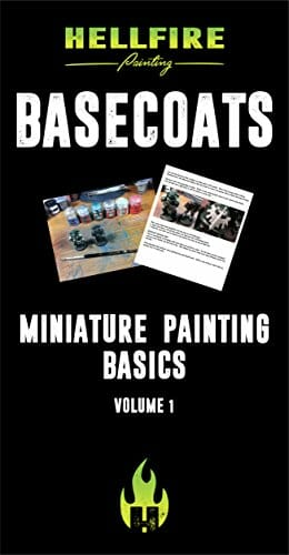 21 Great How-To Books for Painting Miniatures in 2020! (So Far) - basecoats miniature painting basics