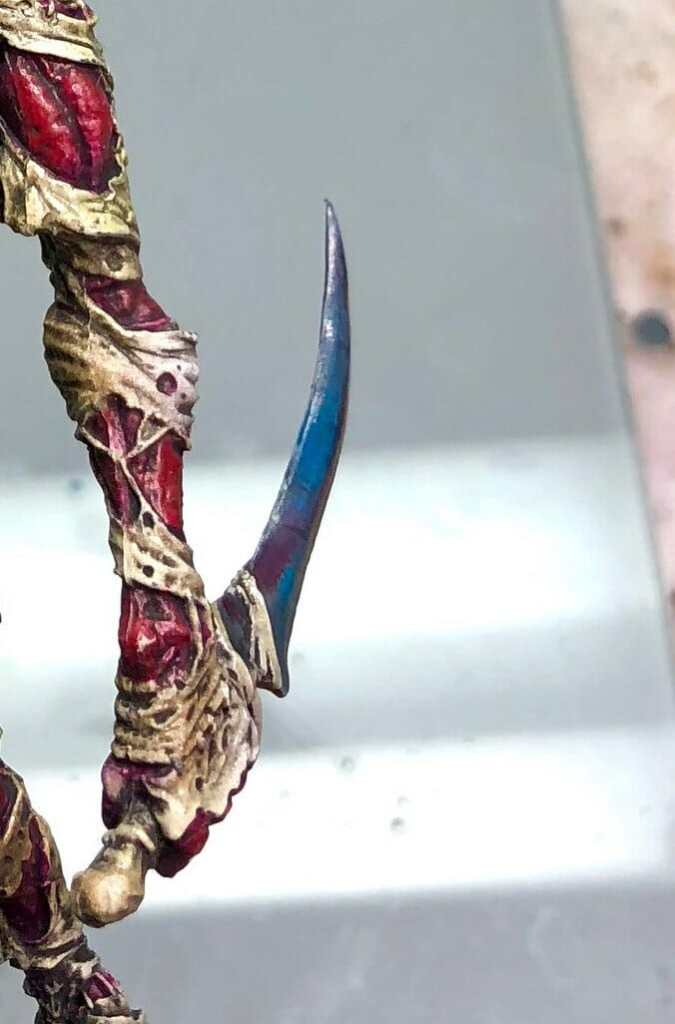 Grymkin: Skin & Moans Warbeast (How to Paint)