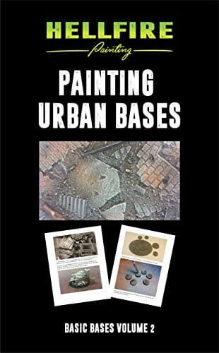 21 Great How-To Books for Painting Miniatures in 2020! (So Far) - painting urban bases
