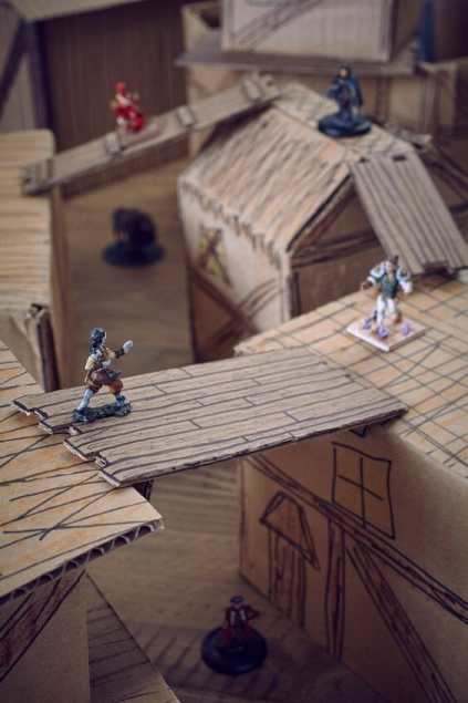 3 Awesome Ways to Make Wargaming Terrain (Cheap, Easy, and Free)