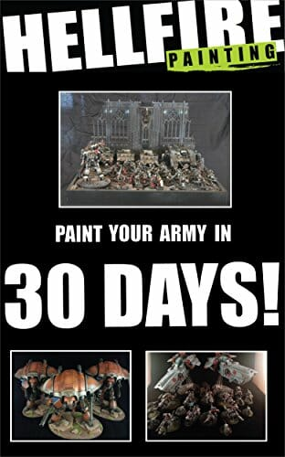 21 Great How-To Books for Painting Miniatures in 2020! (So Far) - paint your army in 30 days