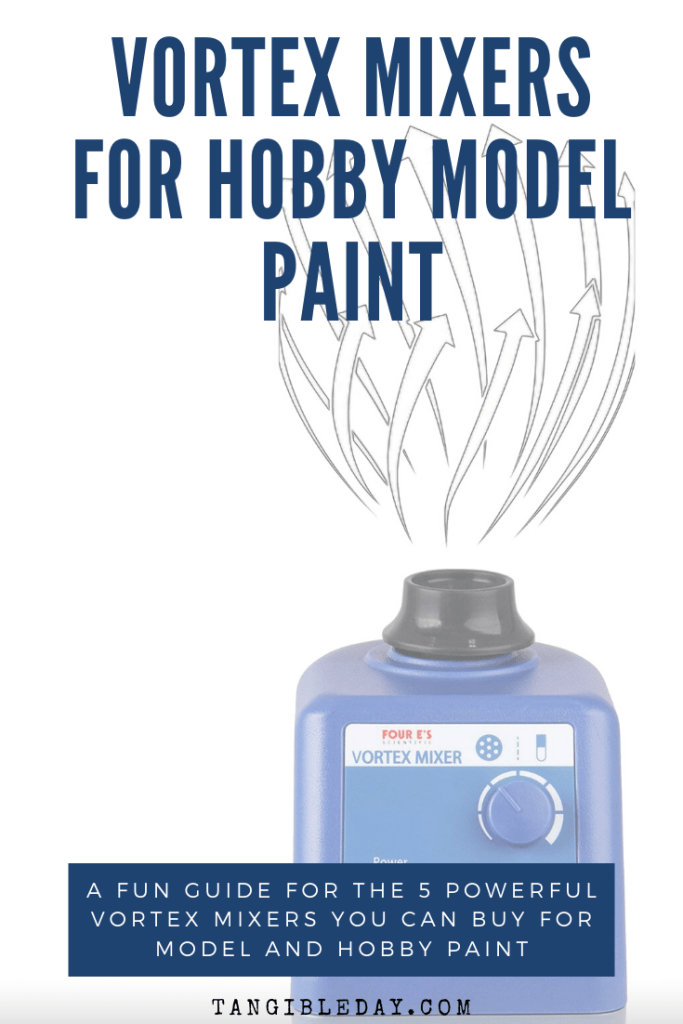 5 Useful Paint Mixers and Shakers for Miniature Paint (Review). The top 5 best paint mixers and shakers for model paints
