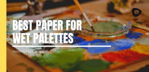 Best Paper for Wet Palettes (Recommendation)