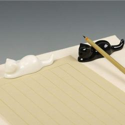 10 Fun Paint Brush Holders for Hobby Painters - ceramic brush rests and holders