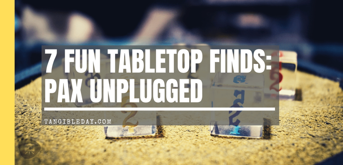 7 Unique Tabletop RPG Gaming Accessories