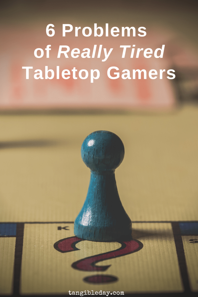 """""""Spoon Theory"""": Are You Often Exhausted by Tabletop Gaming? - Competitive wargamer with health issues - Mental health or chronic illness - board games and problems faced by being tired as a gamer"""