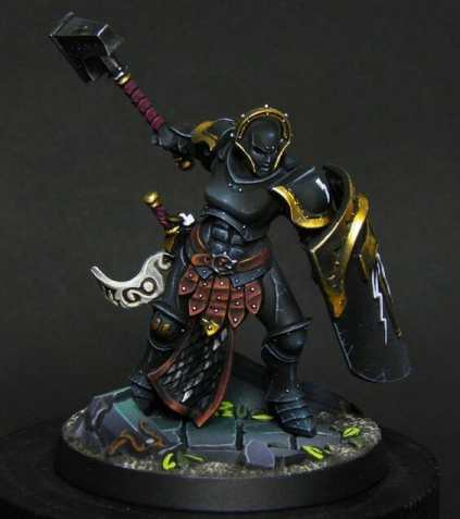Stormcast Eternal Paint Schemes - 9 Color Motifs - how to paint stormcast eternals - color schemes for stormcast eternals, liberators, celestants, and other Age of Sigmar models from the Stormcast Eternal range - 9 color schemes for Stormcast Eternal models and miniatures from Citadel Games Workshop - how to highlight black