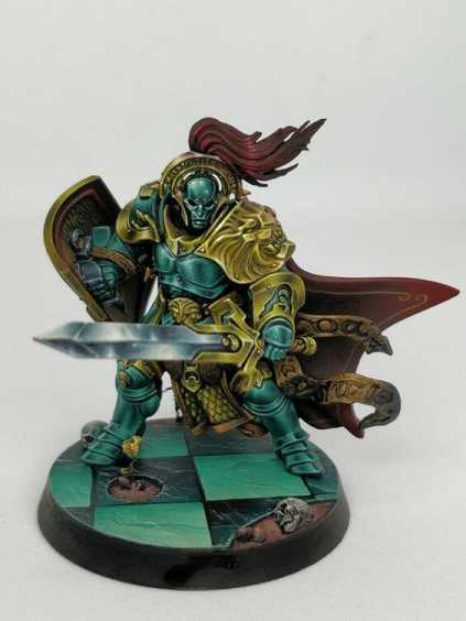 Stormcast Eternal Paint Schemes - 9 Color Motifs - how to paint stormcast eternals - color schemes for stormcast eternals, liberators, celestants, and other Age of Sigmar models from the Stormcast Eternal range - 9 color schemes for Stormcast Eternal models and miniatures from Citadel Games Workshop - stormhost green nmm gold armor